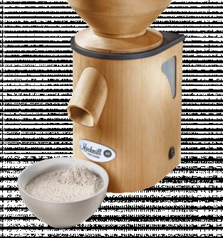 Młynek do zbóż Mockmill 200PRO, wydajność 12kg mąki na godzinę